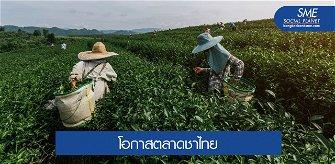 สร้างแบรนด์ โอกาสชาไทยรุกตลาด 'นิชมาร์เก็ต'